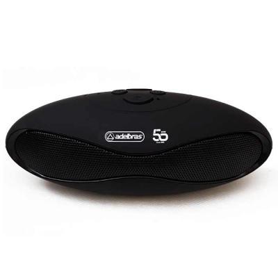 Imagine Pack Brindes - Caixa de som com microfone. ABS. Acabamento emborrachado. Com transmissão via bluetooth. Autonomia até 3h. Função para atender chamadas, controle de v...