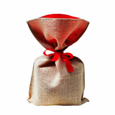 Lindos sacos de juta com ou sem impressão de logo. Faça uma consulta. - Imagine Pack Brindes