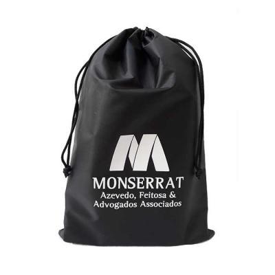 imagine-pack-brindes - Lindo saco para presente em nylon resinado. Várias cores e tamanhos. Faça uma consulta!