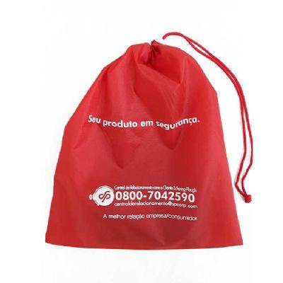 Embalagem personalizada nylon - Imagine Pack Brindes