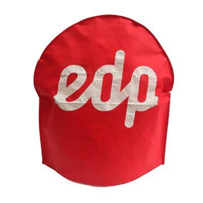 Capa de cadeira com bolso - Imagine Pack Brindes
