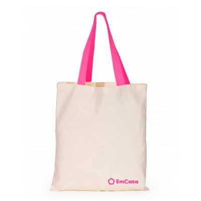 imagine-pack-brindes - Sacola em algodão - Ecobag