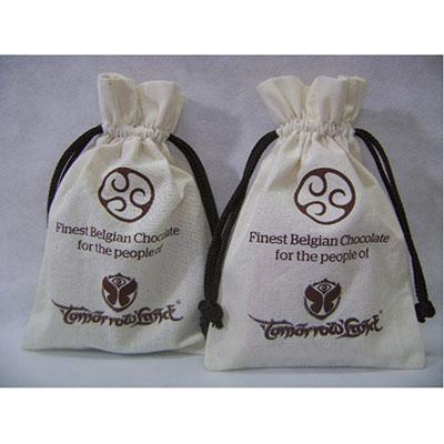 Imagine Pack Brindes - Saco em algodão cru, com ou sem logotipo. Vários tamanhos