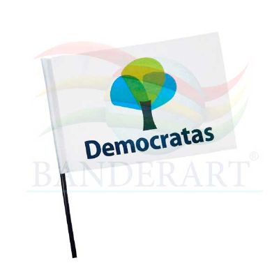 Bandeira político - Banderart