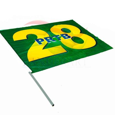 Bandeira político