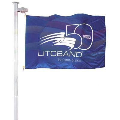Banderart - Bandeira institucional personalizada