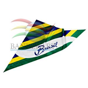 Banderart - Bandana promocional com gravação personalizada.