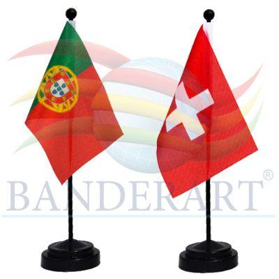 Banderart - Bandeira de mesa personalizada