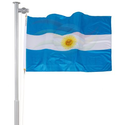 Bandeira promocional. - Banderart