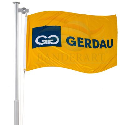 Bandeira Institucional personalizada - Banderart