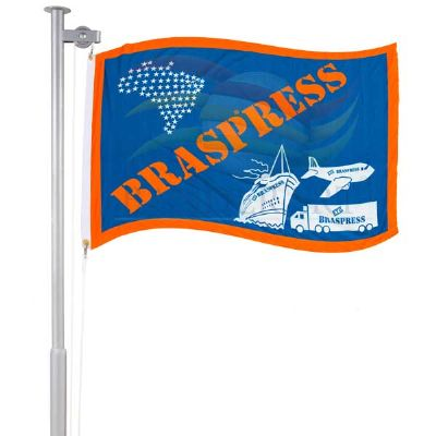 Banderart - Bandeiras horizontais confeccionadas no tecido Duralon® 100% poliéster.