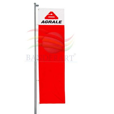 Banderart - Bandeira personalizada vertical
