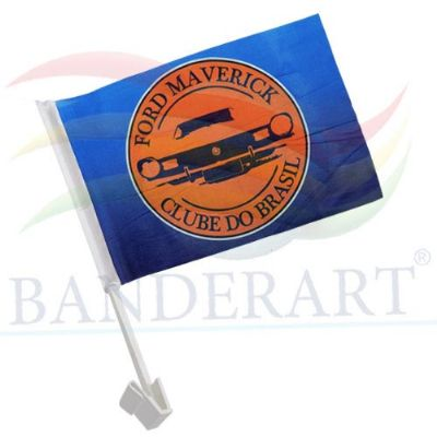 Bandeira torcedor promocional - Banderart