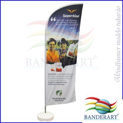 Banderart - Wind banner personalizadas.