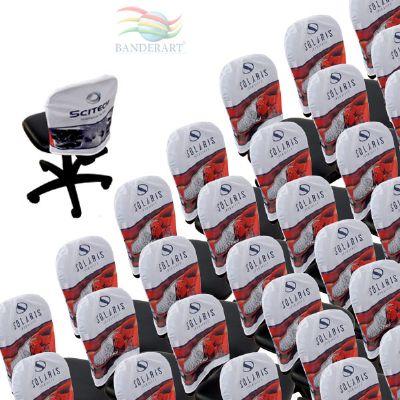 Capa para cadeira personalizada - Banderart