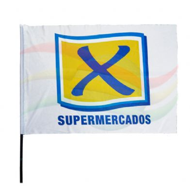 Bandeira torcedor promocional