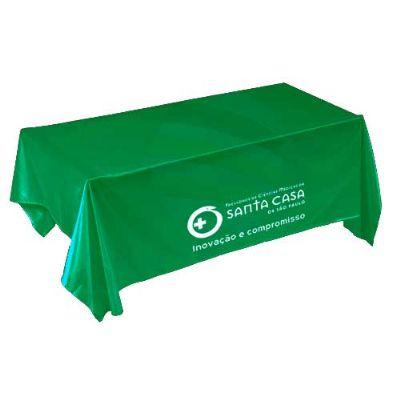- Toalha de mesa personalizada confeccionada em tecido Duralon®100%poliéster, formatos e tamanhos variados, (retangular, quadrada, redonda), estampa dig...