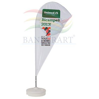Banderart - WindBanner�, produto exclusivo patenteado