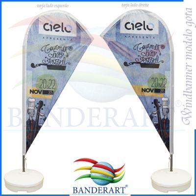 Banderart - Wind banner®.