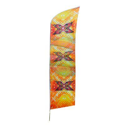 Banderart - Wind banner personalizado