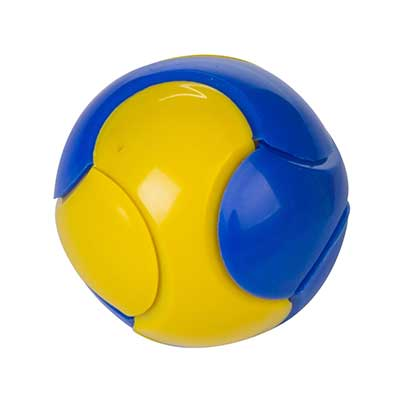 Still Promotion - Bola Mágica, 6 peças, Tamanho Aproximado: 6,5cm