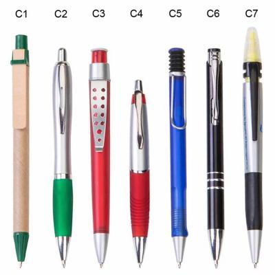 Still Promotion - Canetas plásticas. Diversos formatos, tamanhos e cores