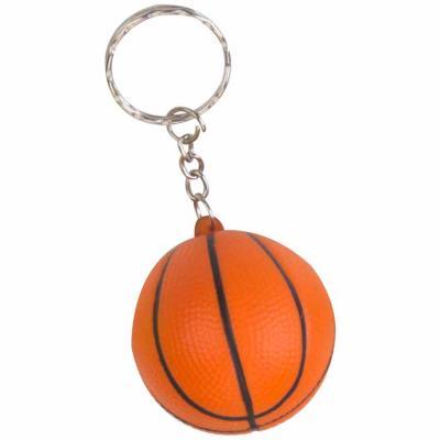 Still Promotion - Chaveiro bola de Basquete. Tamanho: 4,0 cm de diâmetro