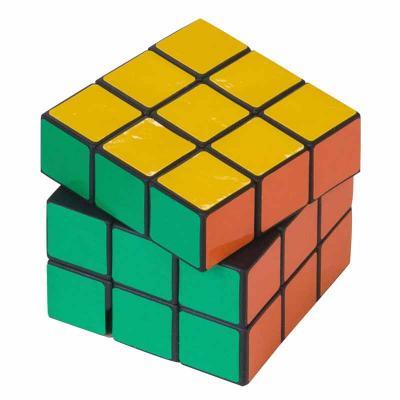 Still Promotion - Cubo Mágico, 6 cores, Tamanho: 5,5cm x 5,5cm