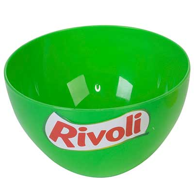 Bowl - Cumbuca, Material: PS cristal, Tamanho:7,5cm x 13,5cm (Diâmetro)