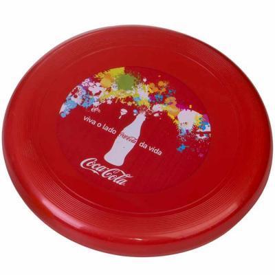 Freesbee plástico com 23cm de diâmetro - Still Promotion