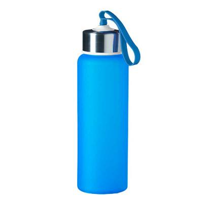 Squeeze personalizado. Capacidade: 680 ml Material: PVC Soft Touch