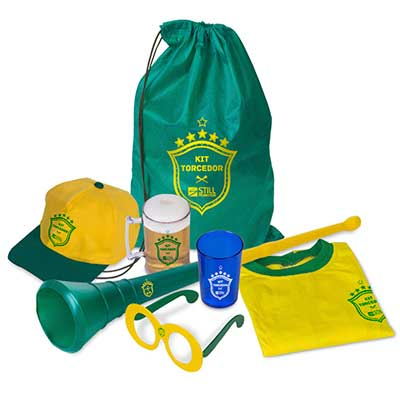 Still Promotion - Kit torcedor personalizado.