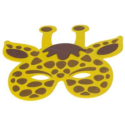 still-promotion - Máscara em EVA infantil, vários animais diferentes