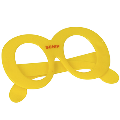 Still Promotion - Óculos de plástico.