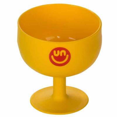 Taça para Sobremesa, Material: PP, Tamanho: Altura - 10cm, Diâmetro - 9,5cm - Still Promotion