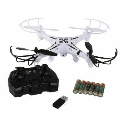 Ashtar Brindes - Drone Skylaser com câmera de alta definição HDTV