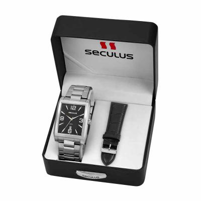 lamarca-brindes - Relógio de pulso Seculus