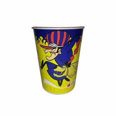 Lamarca Brindes - Copo in label plástico 450 ml personalizado. Material pp livre de bpa. Personalização: label sem limite de cores, 360°.