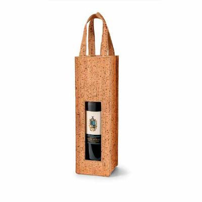 lamarca-brindes - Sacola para 1 garrafa
