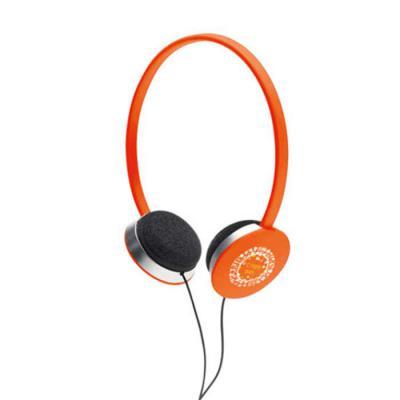 lamarca-brindes - Fone de ouvido. ABS. Ajustável. Cabo de 1,20 m com ligação stereo de 3,5 mm. 150 x 165 mm, 01 cor de gravação.