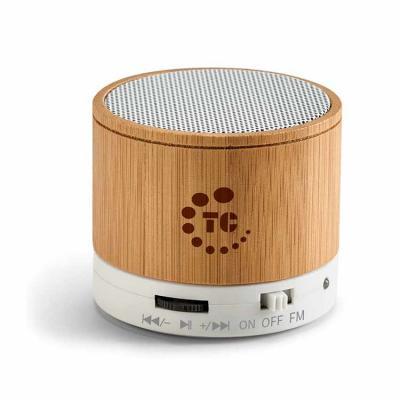Caixa de som com microfone - GLASHOW