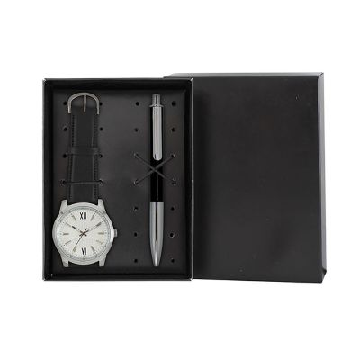Lamarca Brindes - Kit relógio e caneta