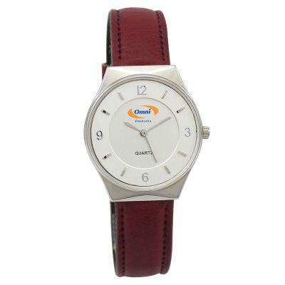 Lamarca Brindes - Relógio de pulso com pulseira sintética