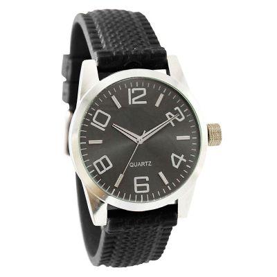 lamarca-brindes - Relógio de pulso com mostrador fume