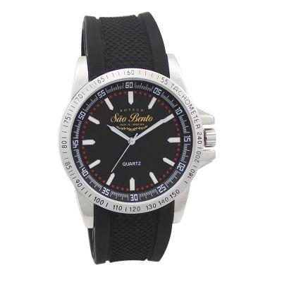 Lamarca Brindes - Relógio de pulso com mostrador preto