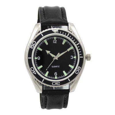 lamarca-brindes - Relógio de pulso com mostrador preto