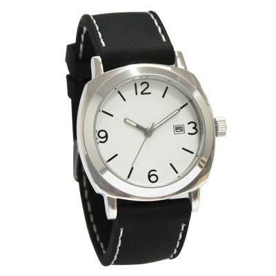 a78df283ef8 Relógio de pulso com mostrador branco
