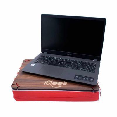 Almofada com suporte para notebook