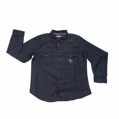 Camisa Jeans - Opção Promocional