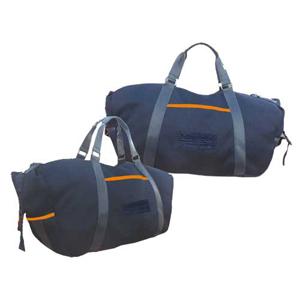 opcao-promocional - Bolsa para viagem, confeccionada em tela aerada.